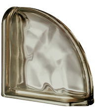 DO End Curved Mirror - #5d5644