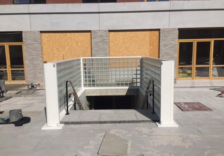 Trapafsluiting