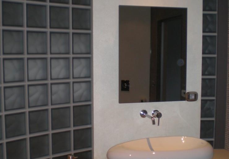 Projets de parois de douche