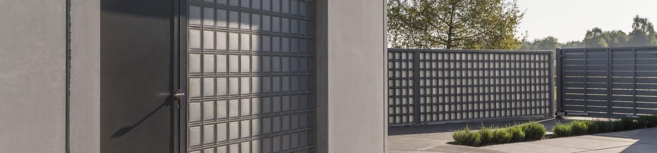 Over Verhaert & Co. - glastegels-buitenopstelling